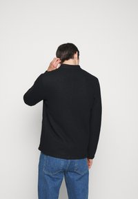 NN07 - OSWALD HYBRID - Lehká bunda - black - 2