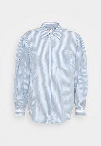 Hope - SERENE SHIRT - Button-down blouse - blue stripe - 4