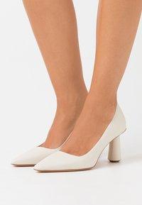 MAX&Co. - NADINE - Classic heels - beige - 0