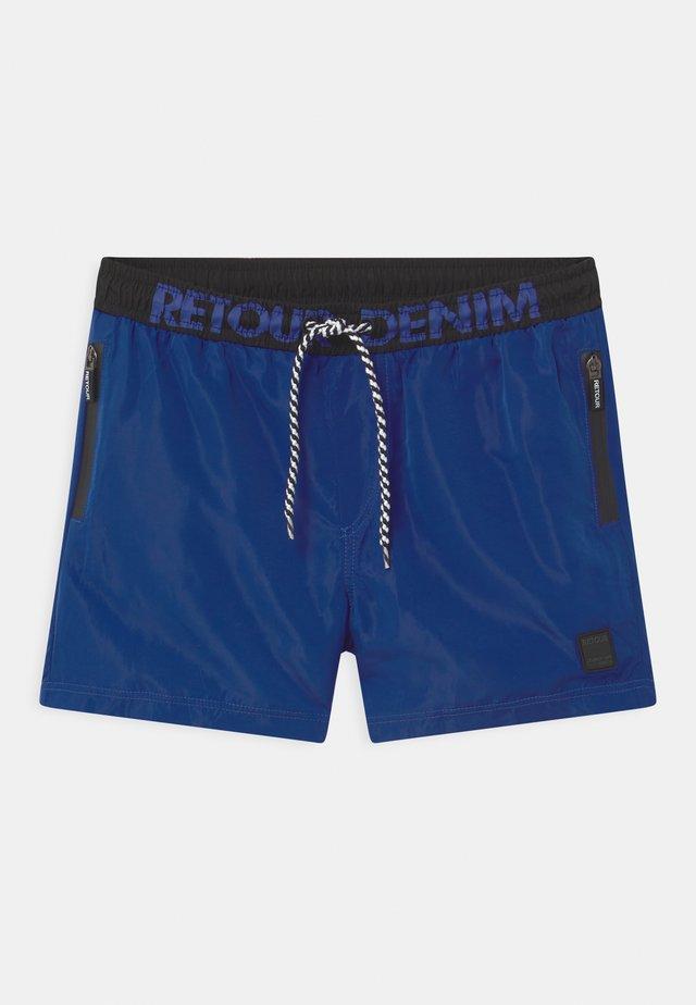 RIDER - Shorts da mare - mid blue