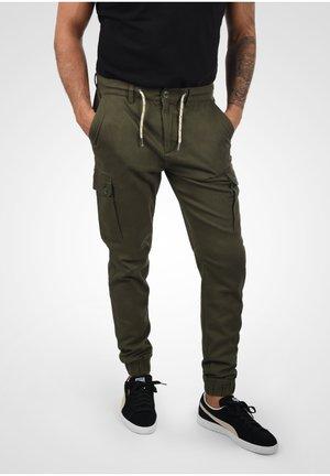 Pantaloni cargo - dusty green