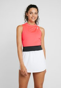 ASICS - GEL COOL DRESS - Sports dress - laser pink - 0