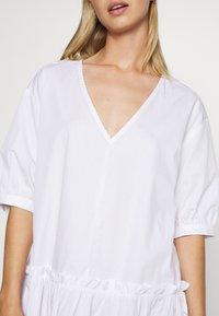 Monki - ROBIN DRESS - Day dress - white light - 5
