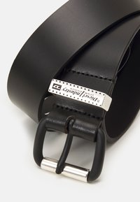 Diesel - B-FLAG BELT - Riem - black - 2