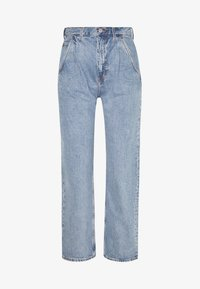Weekday - FRAME PEN - Relaxed fit jeans - pen blue - 3