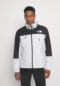 The North Face - HYDRENALINE - Summer jacket - tin grey/tnf black - 0