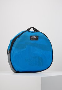 The North Face - BASE CAMP DUFFEL L UNISEX - Holdall - clear lake blue/black - 7
