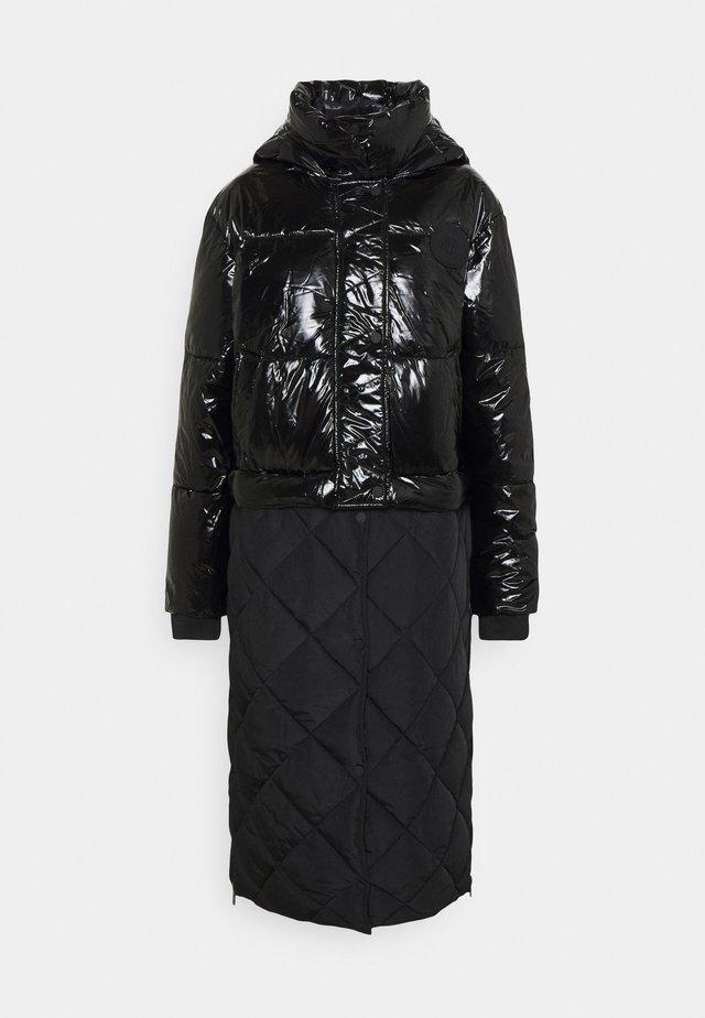 Vinterjakke - black