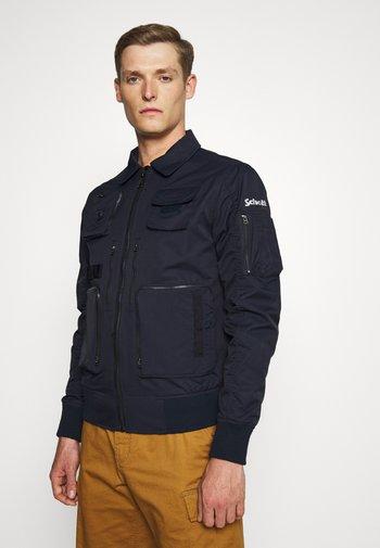 JONES - Summer jacket - ocean