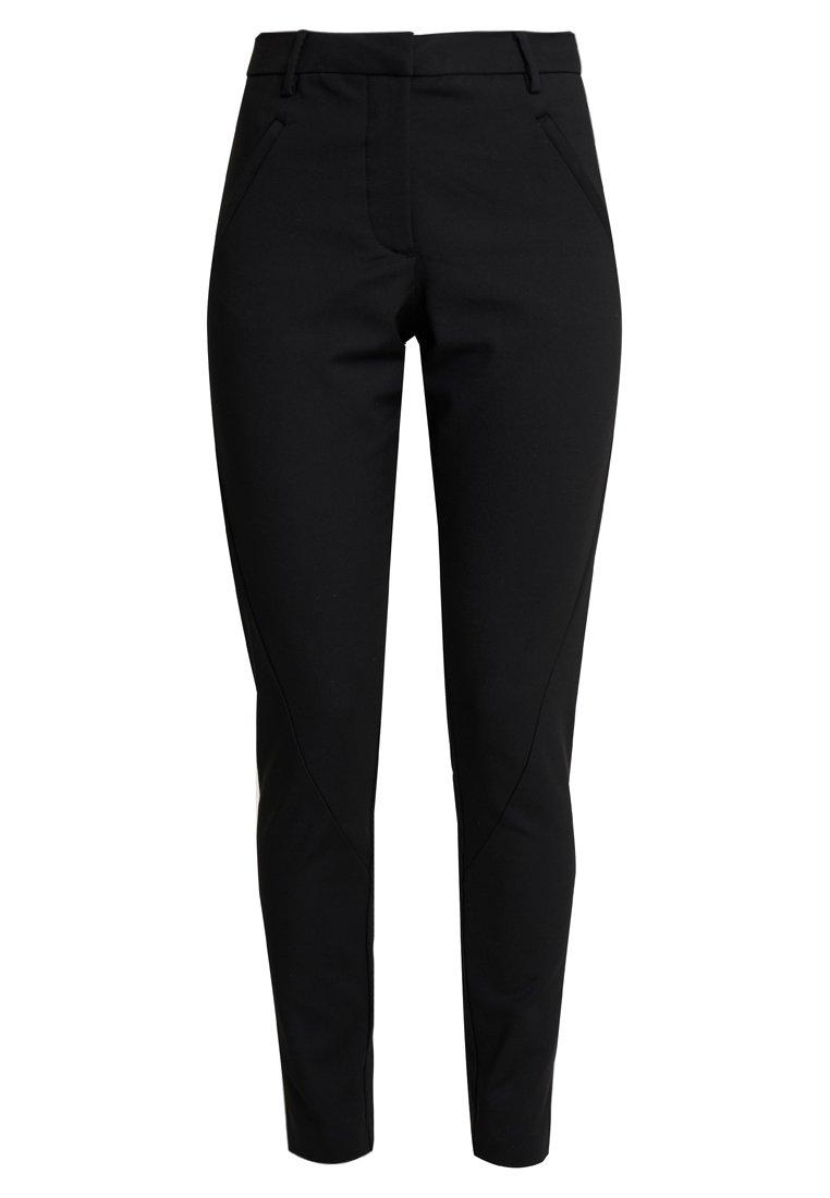 Sort  Angelie Zip Black Jeggin bukse  FIVEUNITS  Bukser - Dameklær er billig