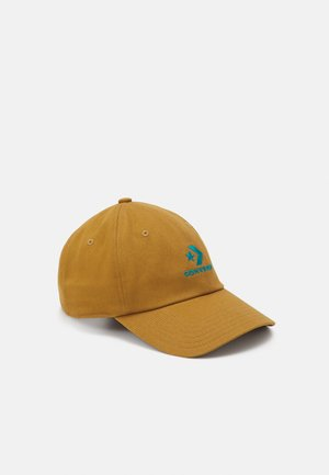 LOCK UP BASEBALL UNISEX - Cap - dark soba/bright spruce