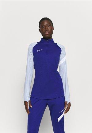 DRY - Funkční triko - deep royal blue/lt armory blue/white