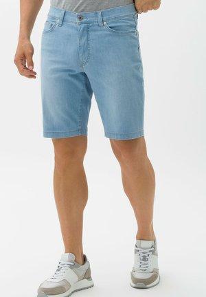 STYLE BALI - Shorts di jeans - light blue