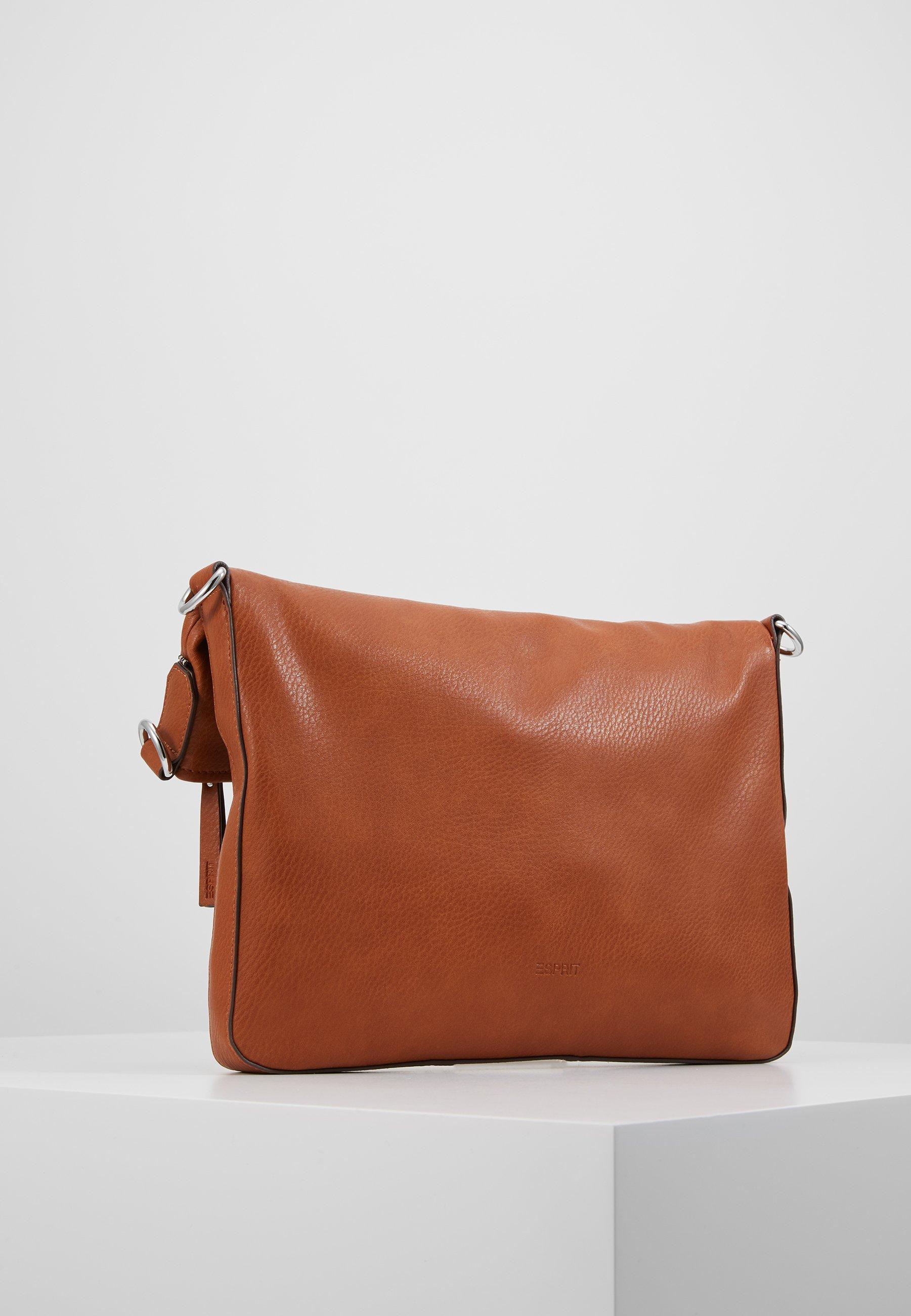 Esprit Håndveske rust brown Zalando.no