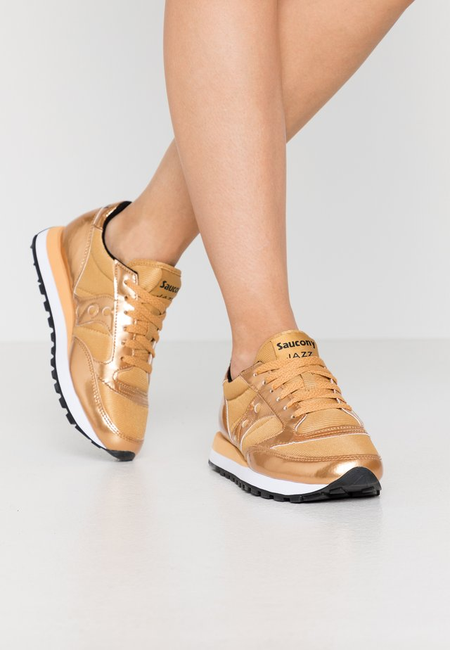 JAZZ O' - Sneakers basse - rose gold