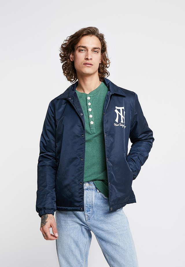 KENNETH - Summer jacket - navy
