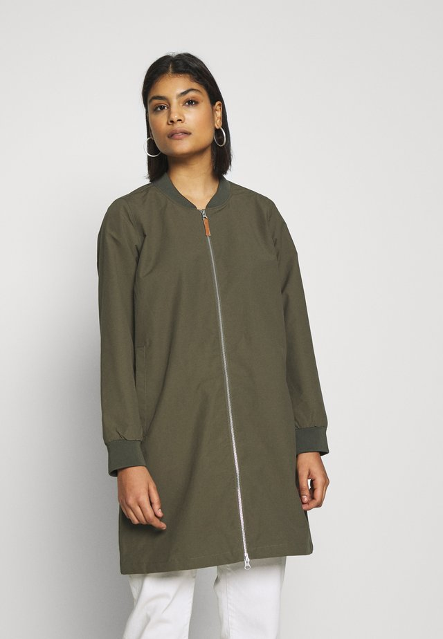 TOVE MIDSEASON JACKET - Short coat - army
