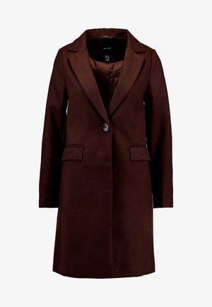 LEAD IN COAT - Abrigo corto - brown
