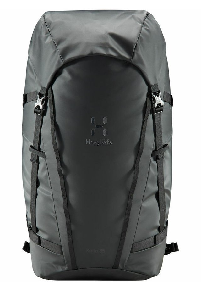 KATLA  - Backpack - true black