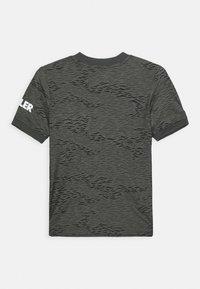 adidas Performance - MANCHESTER UNITED AEROREADY FOOTBALL UNISEX - Club wear - legacygreen/black - 1
