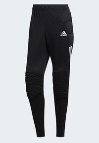 adidas Performance - TIERRO GOALKEEPER AEROREADY PANTS - Pantalon de survêtement - black - 8