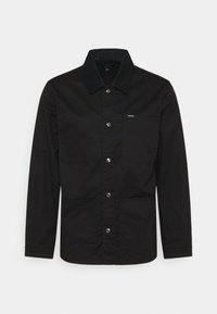 Brixton - SURVEY CHORE COAT - Summer jacket - black - 0