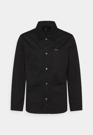 SURVEY CHORE COAT - Summer jacket - black