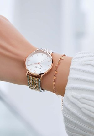 UHR PRIMROSE CLASSIC BICOLOR SET - Watch - rosagold