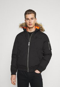 Schott - POWELL - Winter jacket - black - 0