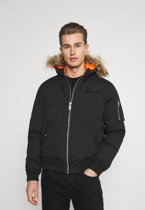 POWELL - Winter jacket - black