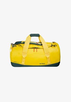 BARREL XL - Reistas - solid yellow