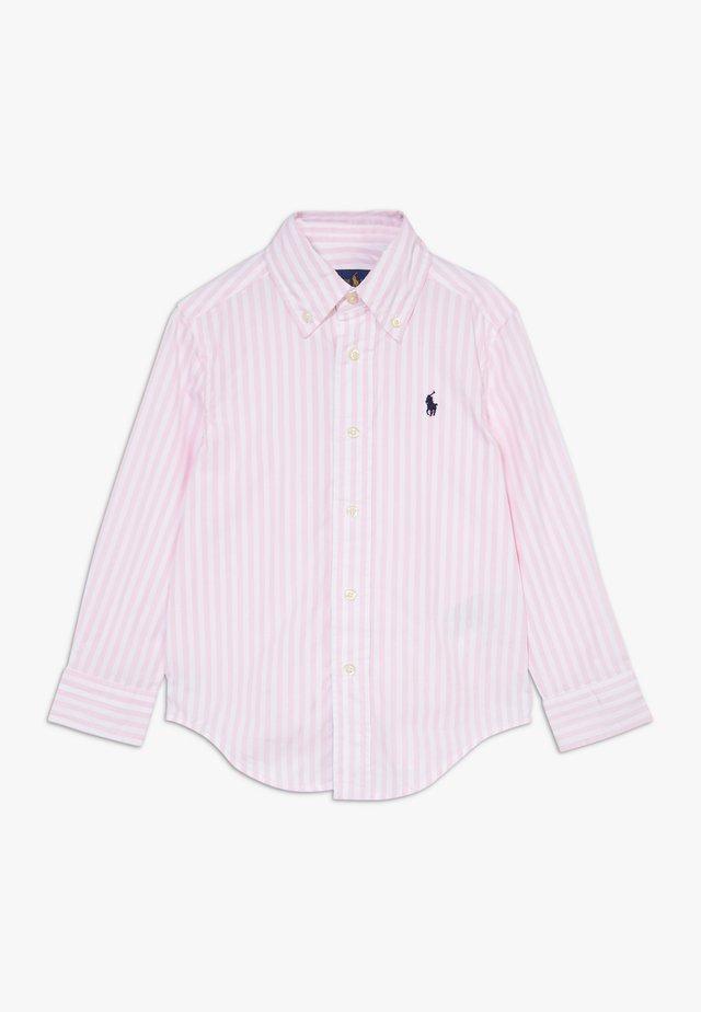 Hemd - carmel pink