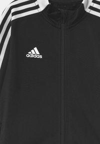 adidas Performance - TIRO SET UNISEX - Tracksuit - black - 3