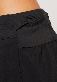 adidas Performance - TERREX TRAIL - Friluftsshorts - black - 3