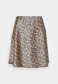 SKIRT MEDEA SHORT - A-line skirt - black