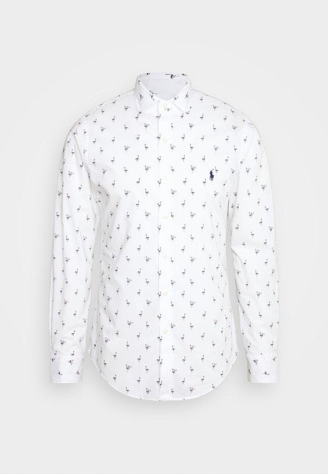PRINT - Košile - flaming