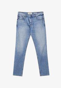 PULL&BEAR - Slim fit jeans - stone blue denim - 5