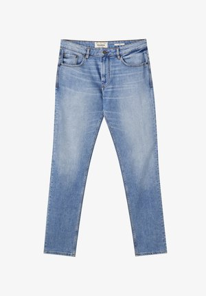 Slim fit jeans - stone blue denim