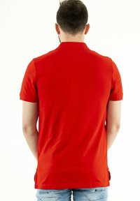 Tommy Hilfiger - Polo - rouge - 2