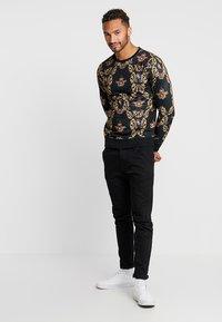 Redefined Rebel - DYLAN - Long sleeved top - black - 1
