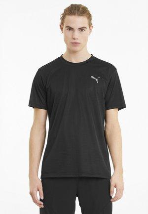 Basic T-shirt - puma black