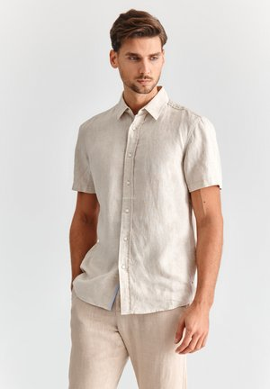DORTIE  CLASSIC - Shirt - light beige
