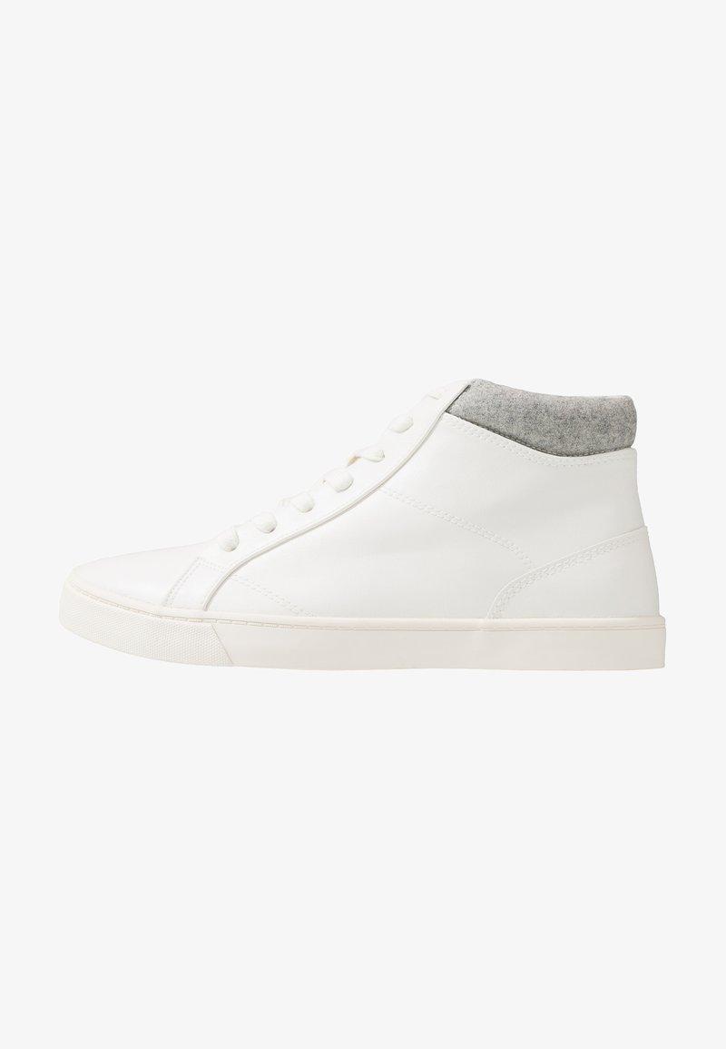 Topman - TEMPEST CHUKKA - Sneakers alte - white