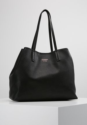 VIKKY LARGE  - Shopping Bag - black