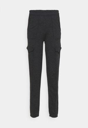 SKI - Teplákové kalhoty - charcoal