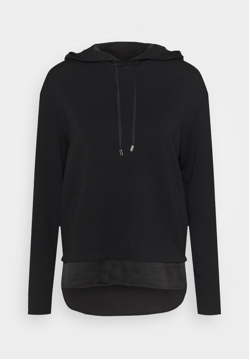 comma - Sweatshirt - black
