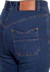 Queen Kerosin - Slim fit jeans - denim - 2