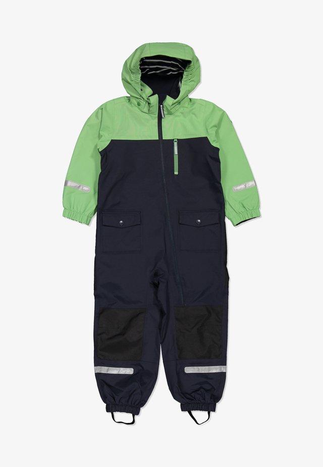Snowsuit - green
