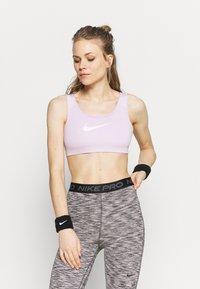 Nike Performance - BRA - Sport-bh met medium support - iced lilac/light violet - 0