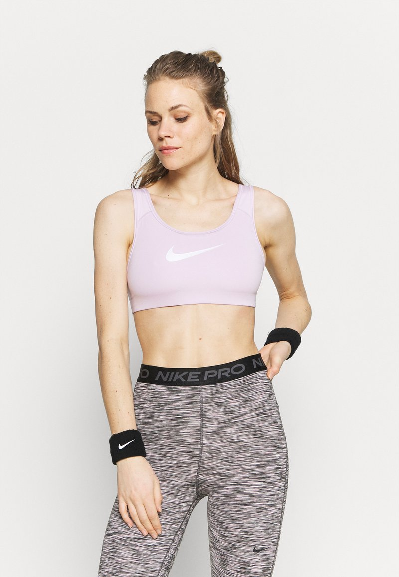 Nike Performance - BRA - Sport-bh met medium support - iced lilac/light violet